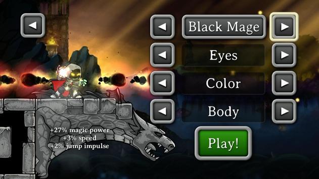 Magic Rampage screenshot 2