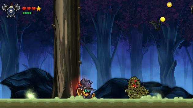 Magic Rampage capture d'écran 6