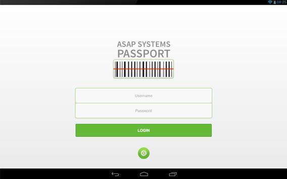 ASAP Passport screenshot 4