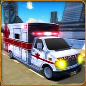 Real Ambulance Simulator icon