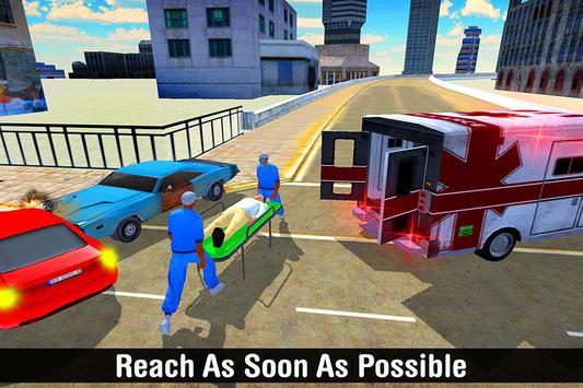 Real Ambulance Simulator screenshot 3
