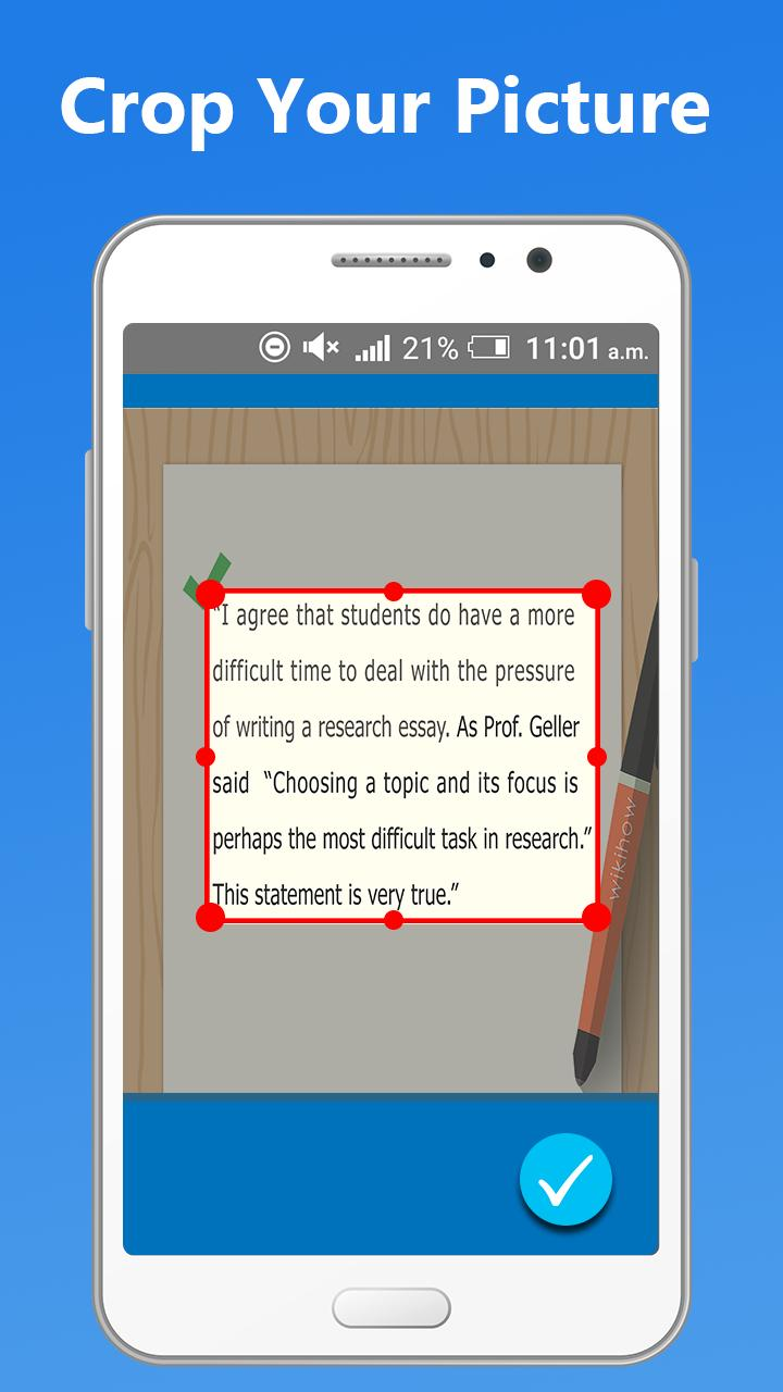 Online Word OCR: Convert Image to Text for Android - APK