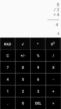 AsCalc:- Calculations made easy screenshot 1