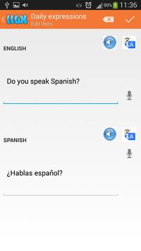 Learn Languages With Lists screenshot 4