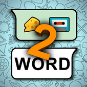 Icona Pics 2 Words - A Free Infinity Search Puzzle Game