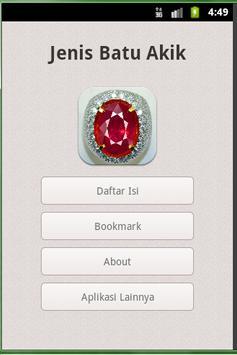 Jenis Batu Akik screenshot 1