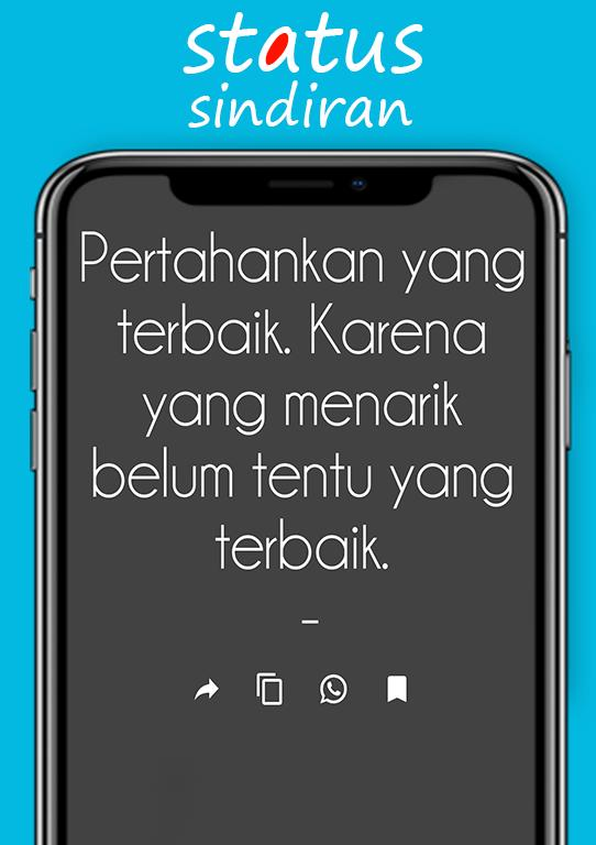 Status Wa Kata Sindiran For Android Apk Download
