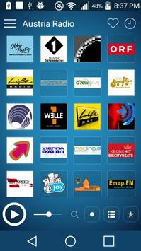Austrian Radio Stations: Radio Austria screenshot 4