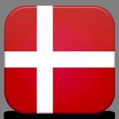 Danish Radio Stations: Radio Denmark icon
