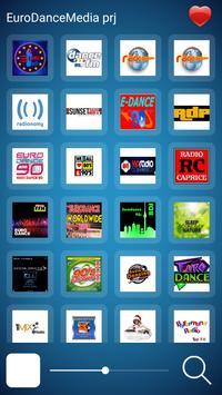 Danish Radio Stations: Radio Denmark poster