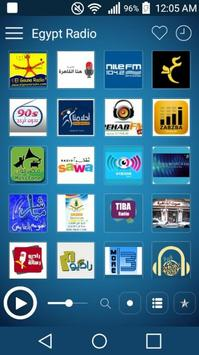 Egypt Radio Stations: Radio Egypt screenshot 1