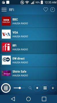Hausa Radio Stations: Radio Hausa screenshot 1