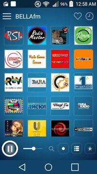 Italian Radio Stations: Radio Italy screenshot 2