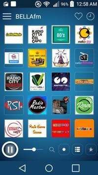 Italian Radio Stations: Radio Italy screenshot 4