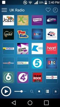 UK Radio Stations: Radio UK screenshot 3