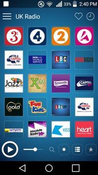 UK Radio Stations: Radio UK screenshot 1