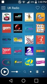 UK Radio Stations: Radio UK screenshot 2