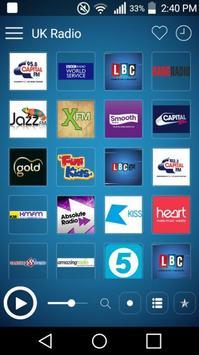 UK Radio Stations: Radio UK screenshot 4