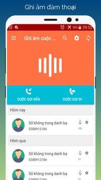 Ghi âm cuộc gọi screenshot 1
