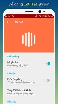 Ghi âm cuộc gọi screenshot 2