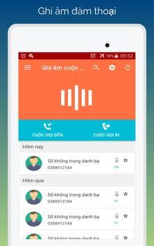 Ghi âm cuộc gọi screenshot 7