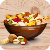 از هر آجیل عید چند تا داریم - how many nowruz nuts icon
