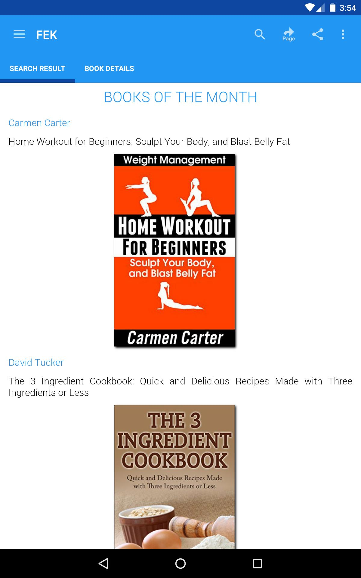 Free eBooks for Kindle for Android - APK Download