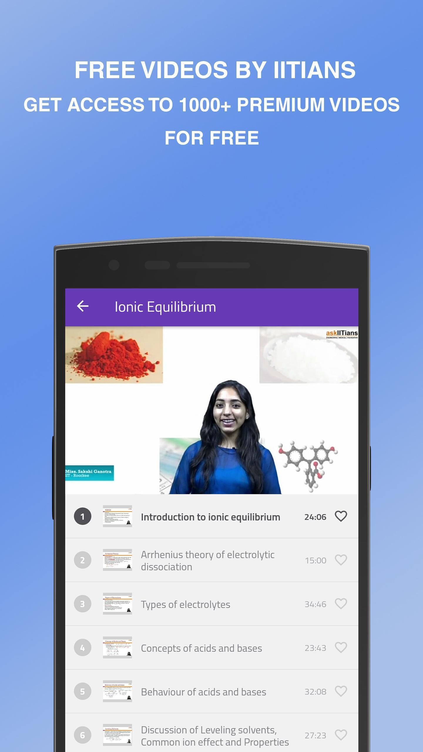 AskIITians - IIT JEE, NEET, SAT, CBSE, ICSE Prep for Android - APK