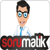 Sorumatik- Math Answers & Homework Help Solver icon