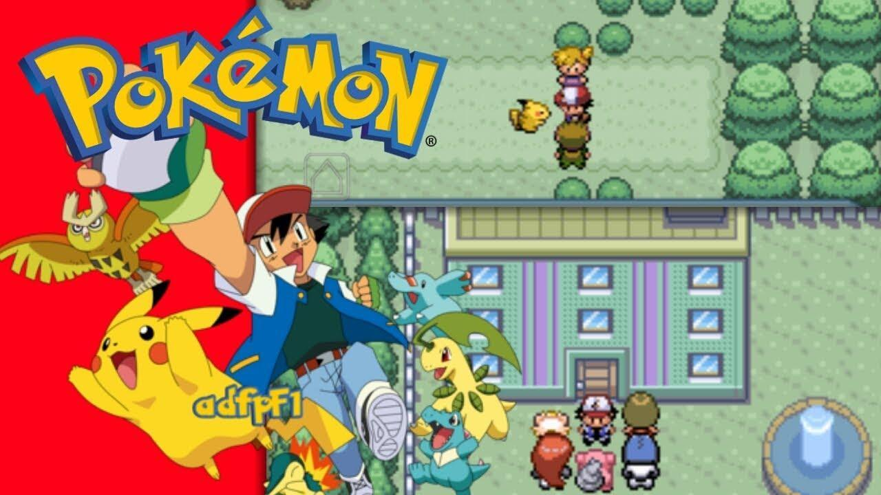 pokemon universe edition download gba