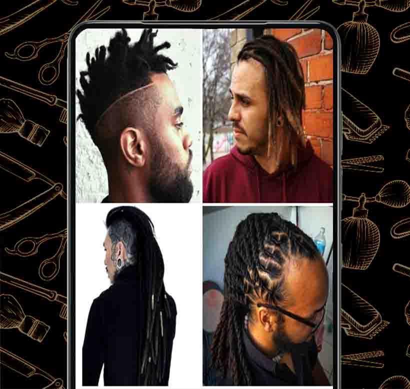 Dread Frisuren Für Männer Für Android Apk Herunterladen