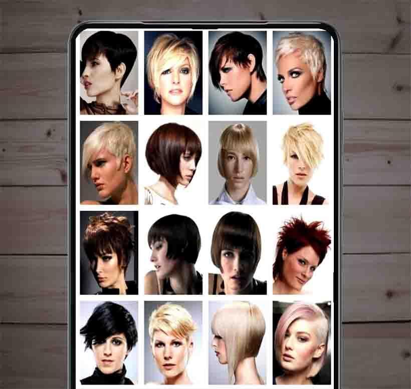 Potongan Rambut Pendek Untuk Wanita 2020 For Android Apk Download
