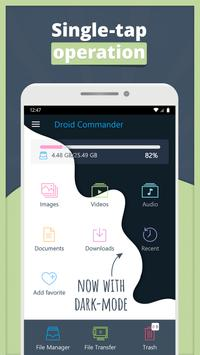 Droid Commander poster