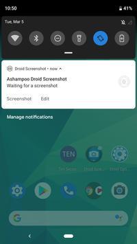 Droid Screenshot Free screenshot 7