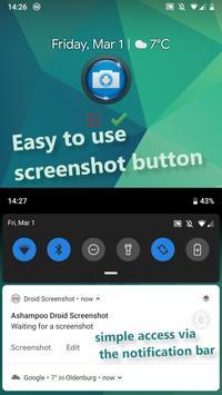 Droid Screenshot Free screenshot 1