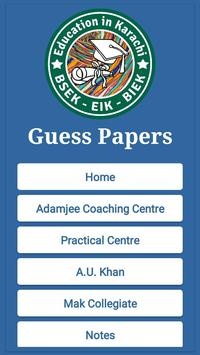 Guess Papers poster