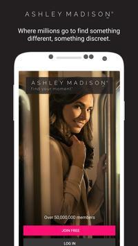 Ashley Madison Cartaz