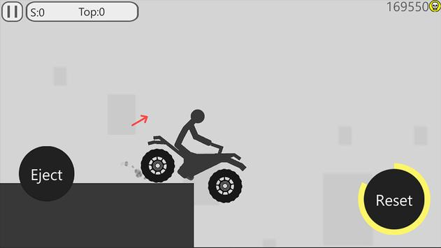 Stickman Dismount Turbo screenshot 2