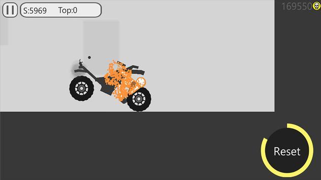 Stickman Dismount Turbo screenshot 3