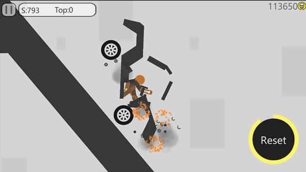 Stickman Dismount Turbo screenshot 5