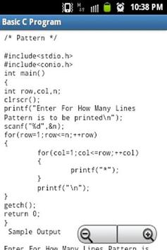 Basic C Programs screenshot 2