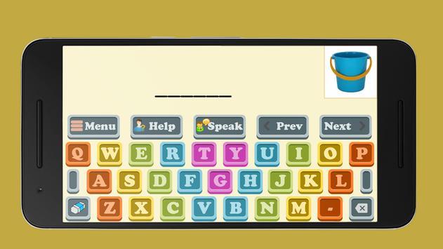 Kids Spelling Learning screenshot 5