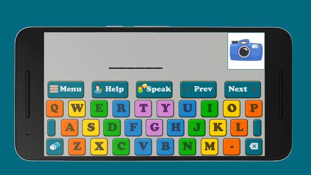 Kids Spelling Learning screenshot 6
