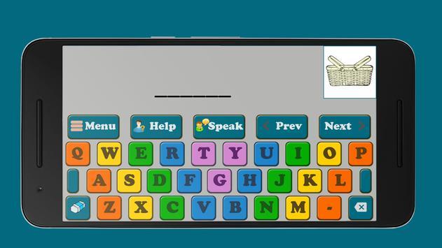 Kids Spelling Learning screenshot 7
