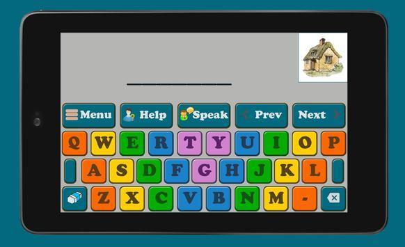 Kids Spelling Learning screenshot 9