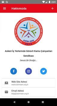 ASİM-SEN poster