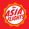 Asia Flights-icoon