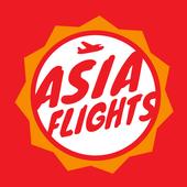 亞洲航班 - 旅遊優惠,低成本航空公司,中國航空公司, 国航 圖標