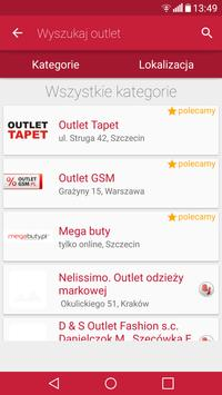 OutletNavigator.pl screenshot 2