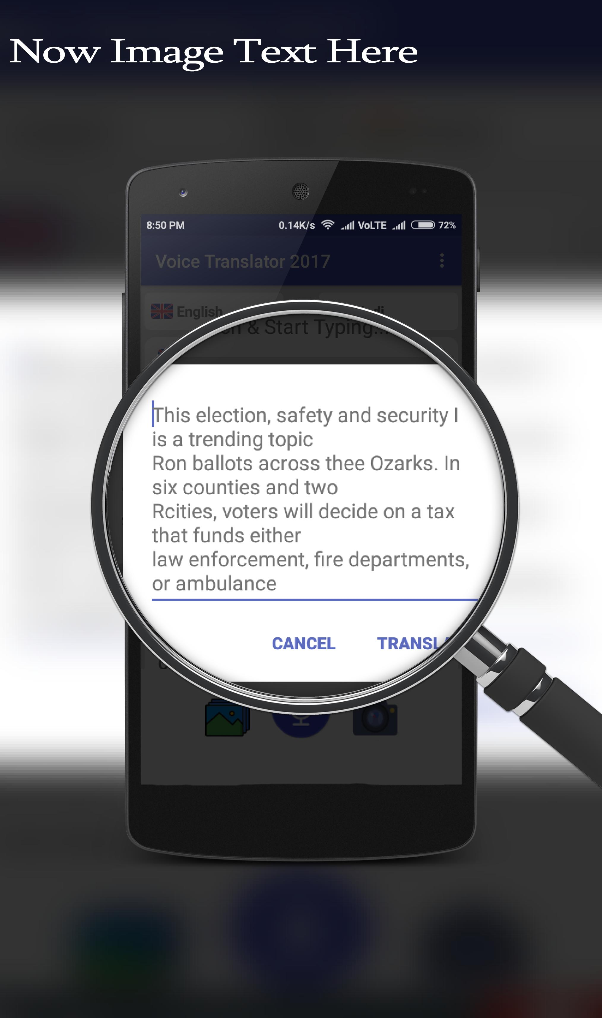 Voice Translator for Android - APK Download